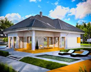 Projekty domów Kraków